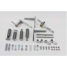 Forward Control Kit Chrome 22-0701