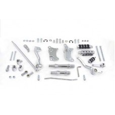 Forward Control Kit Chrome 22-0719