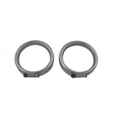 Frenched Turn Signal Trim Ring Kit 33-0578