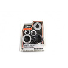 Front Axle Spacer Kit Smooth Style 2514-5