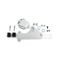 GMA Aluminum Rear 2 Piston Caliper with Bracket 23-4519