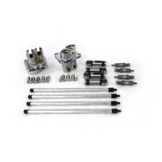 Hydraulic Tappet Block Kit Chrome Finish 11-0590