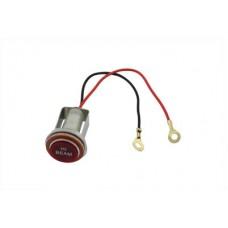 Indicator Lamp Hi-Beam Type Red 33-1961