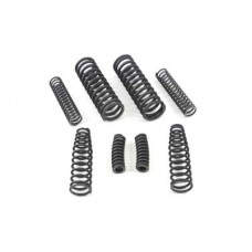 Inner and Outer Springs Parkerized 13-0589
