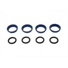 James Pushrod Cover Seal Kit 14-0672