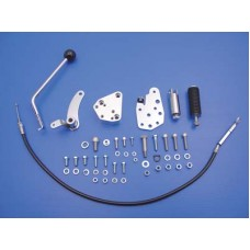 Jockey Pedal Kit Chrome 21-0116