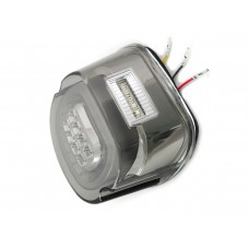 Lay Down LED Tail Lamp Smoke 33-0833