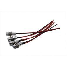 LED Indicator Lamp Set, Red 33-1080