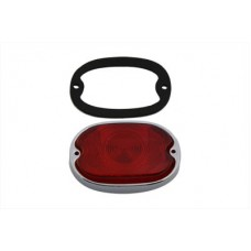 Lens and Rim Kit For Stock Tail Lamp 33-0550