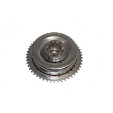 Mechanical Brake Drum Chrome 23-0429