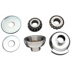 Mega Neck Cup Kit, Chrome 24-0300
