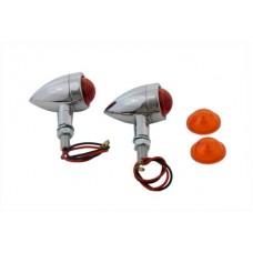 Mini Speeder Bullet Style Marker Lamp Set 33-0665