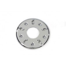 Outer Clutch Pressure Plate Chrome 18-3236
