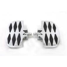 Passenger Mini Footboard Set with Diamond Design 27-0930