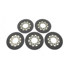 Police Service Clutch Set Steel 18-1121