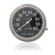 Police Special Speedometer with 1:1 Ratio 39-0303