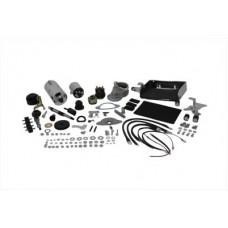 Prestolite Chrome Electric Starter Kit 32-0009