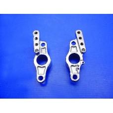 Rear Frame Fork Bracket Set Chrome 51-0994