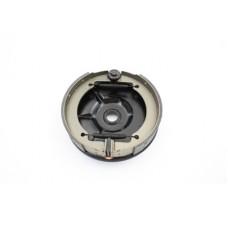 Rear Mechanical Brake Backing Plate Kit Black 22-0709