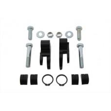 Rear Shock Lowering Kit Black 54-0533