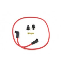 Red Copper Core 7mm Spark Plug Wire Kit 32-1123