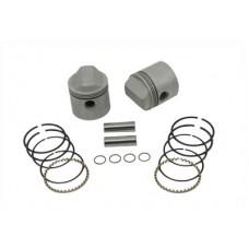 Replica 1000cc Piston Set .040 Oversize 11-0212
