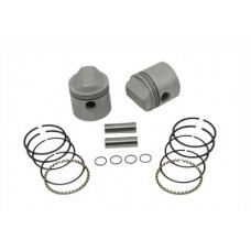 Replica 1000cc Piston Set .060 Oversize 11-0214