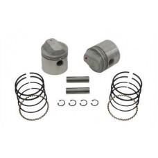 Replica 1000cc Piston Set .070 Oversize 11-0430