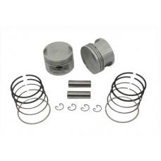 Replica 1100cc Piston Set .010 Oversize 11-0248