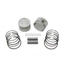 Replica 1200cc Piston Set .005 Oversize 11-9849