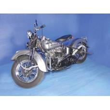 Replica 1948 Panhead Bike Kit Restoration Finish 55-5008