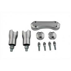 V-Twin 25-2137 Zinc Replica Glide Riser Top