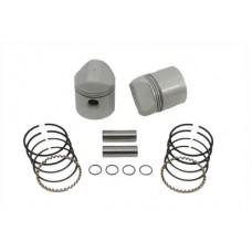 Replica 900cc Piston Set .020 Oversize 11-0202
