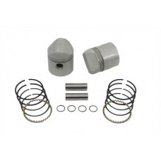 Replica 900cc Piston Set .070 Oversize 11-0207