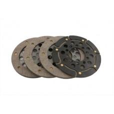 Replica Dry Clutch Plate Set 18-0151