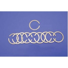 Right Crankcase Bearing Retainer Ring 12-0946