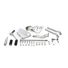 Shifter Control Kit Chrome 22-0508