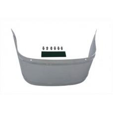 Smooth Chrome Lower Fender Trim Skirt 50-1133