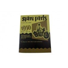 Spare Parts Book for 1940-1952 48-0304