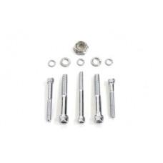 Sprocket Cover Master Cylinder Mount Kit 9750-6T