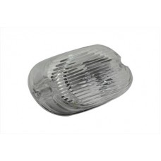 Tail Lamp Lens Laydown Style Clear 33-0931