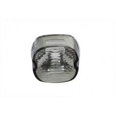 Tail Lamp Lens Laydown Style Smoked 33-0929