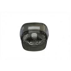 Tail Lamp Lens Laydown Style Smoked 33-0933