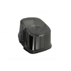 Tail Lamp Lens Laydown Style Smoked 33-1169