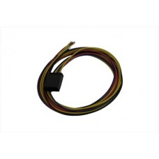 Tail Lamp Wiring Connector 6-Pin 32-0944