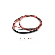 Tail Lamp Wiring Cotton Braided 32-9306