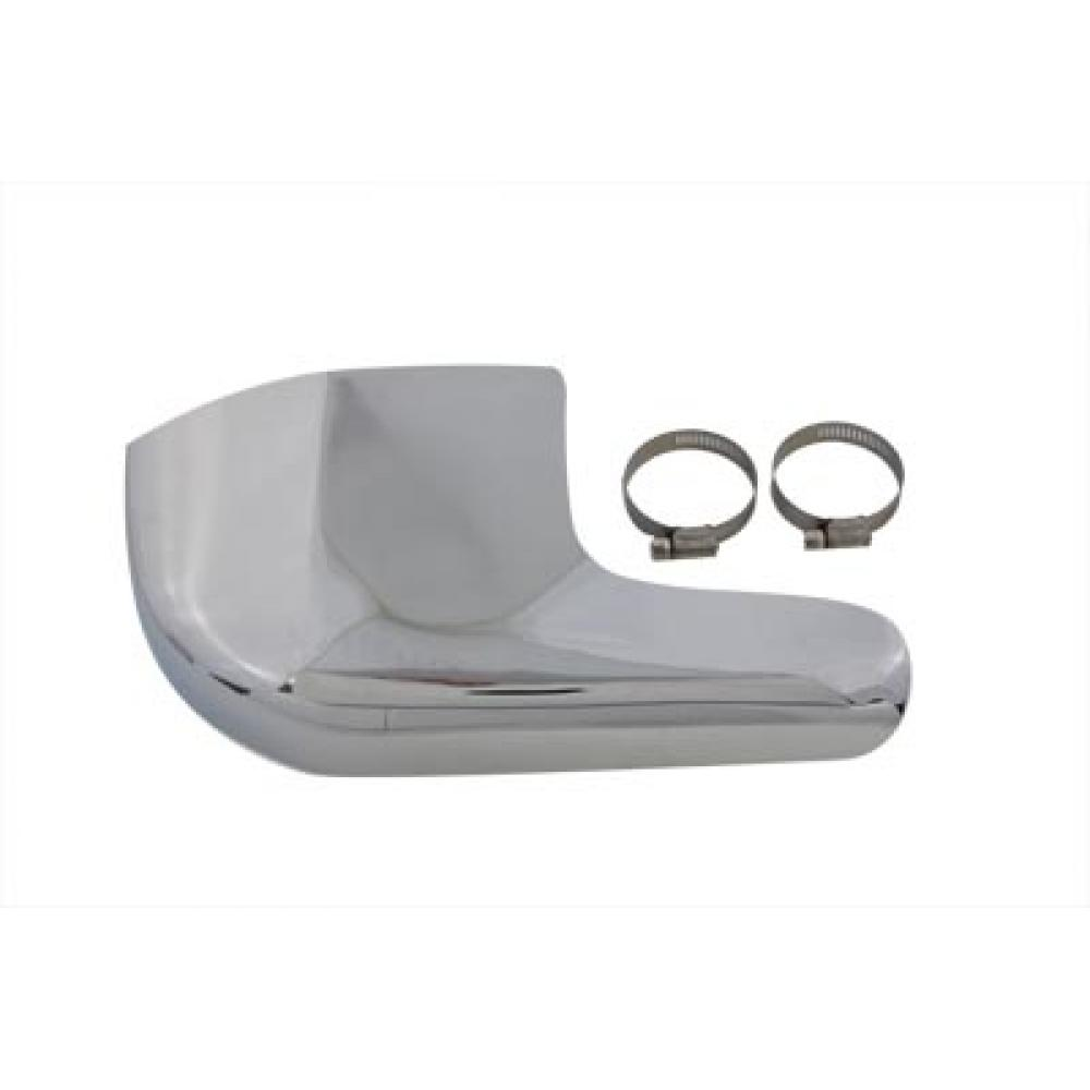 Exhaust Heat Shield Rear,for Harley Davidson,by V-Twin