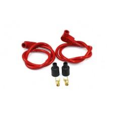 Universal Red 8mm Pro Spark Plug Kit 32-6281