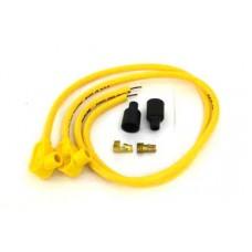 Universal Yellow 8mm Pro Spark Plug Wire Kit 32-6481