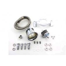 Velocity Stack Kit Chrome 34-1123